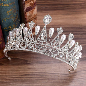 Royal Archpearl Tiara