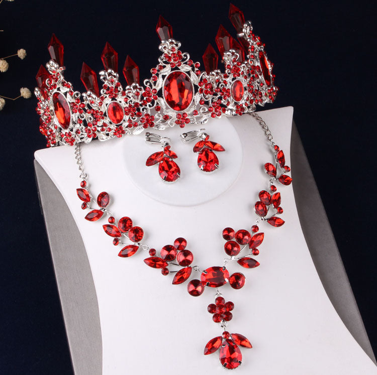 Ruby Queen Set