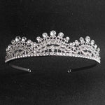 Crystal Gentle Tiara