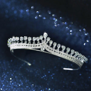 Crystal Royalty Tiara