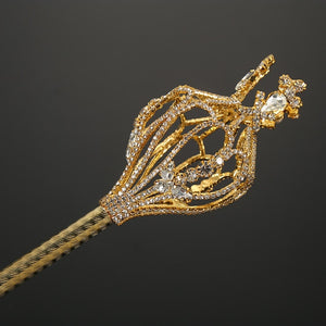 Gold King Scepter