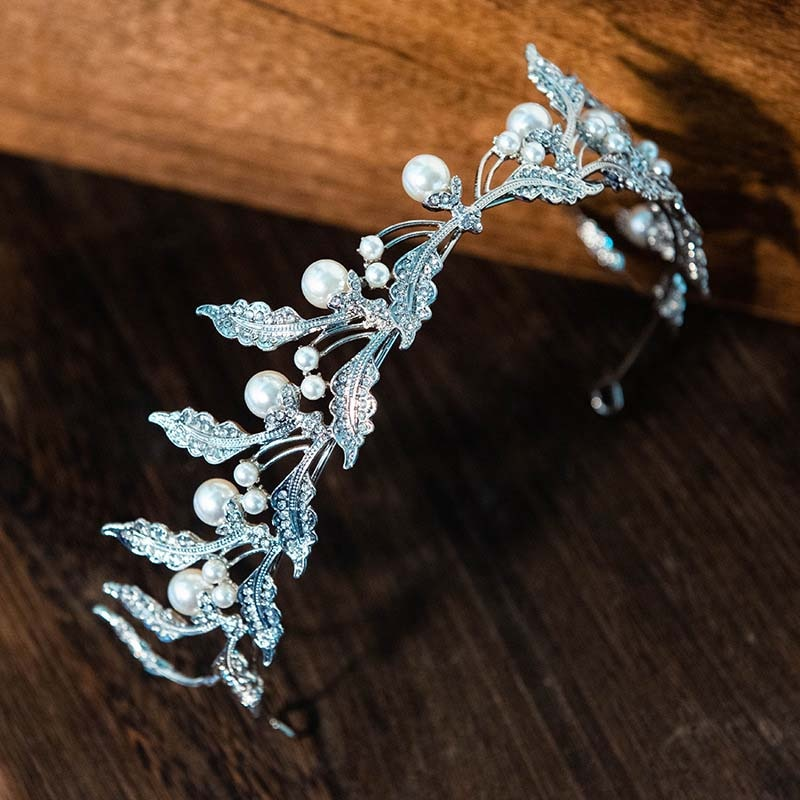 Ancient Leaf Tiara