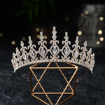 Crystal Ornament Tiara