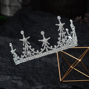 Stars in the Sky Tiara