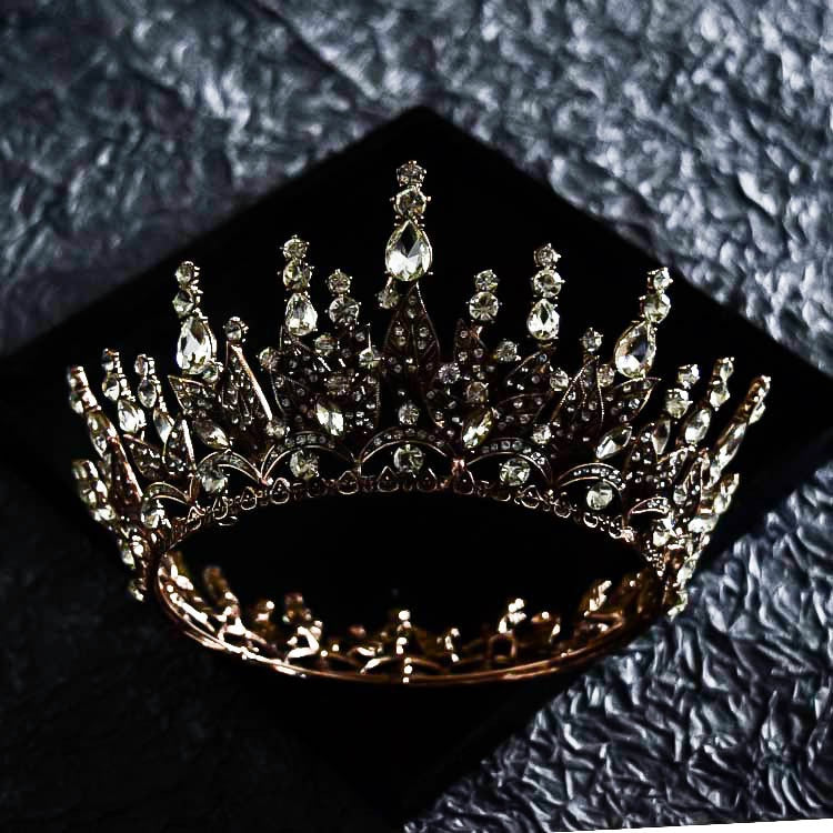 Baroque Mystery Crown