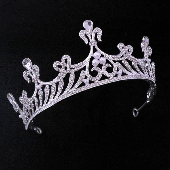 Crystal Throne Tiara