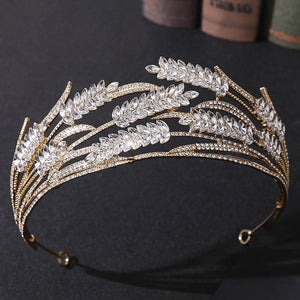 Golden Grano Tiara