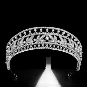 Leaf Enchantment Tiara