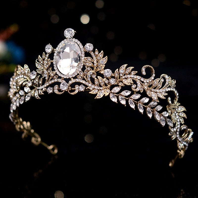 Retro Ornament Tiara