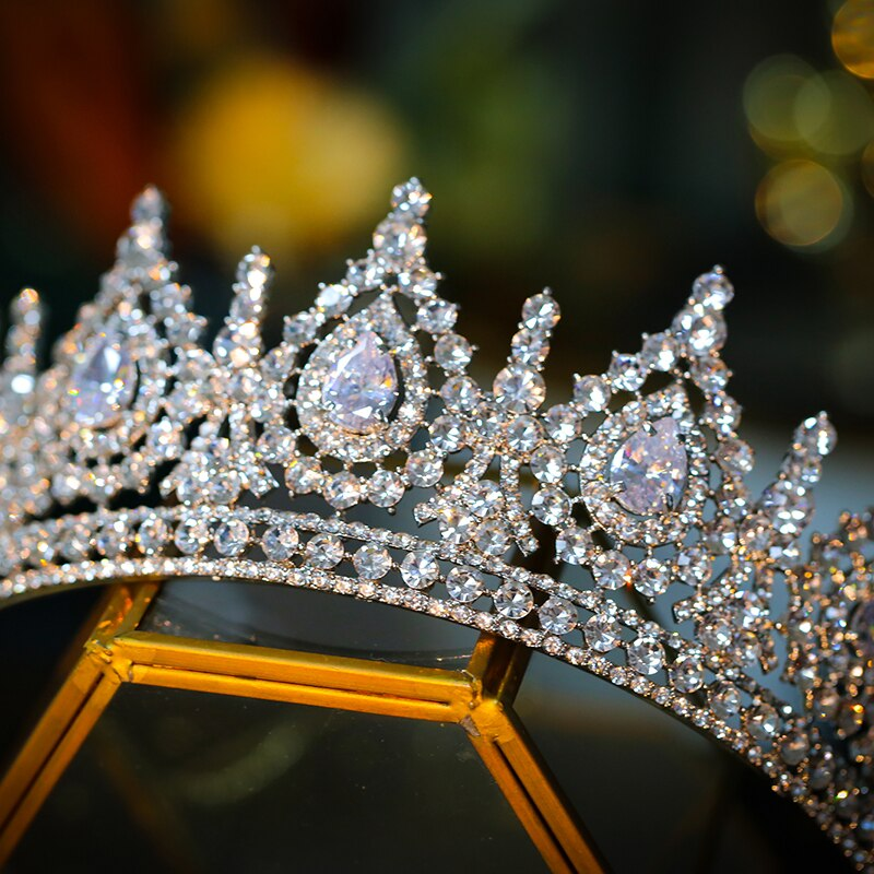 Luxury Drops Tiara