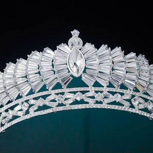 Luxury Crystal Tiara