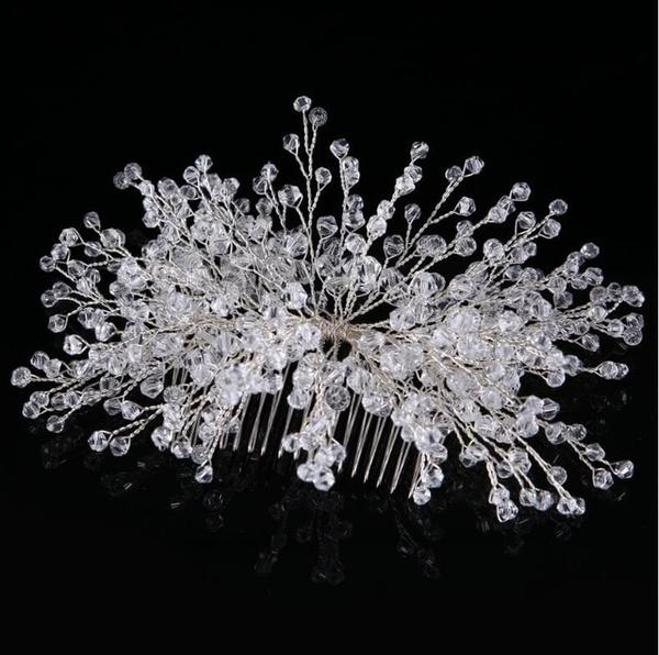 Bridal Blast Hairpin
