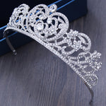 Royal Heart Tiara