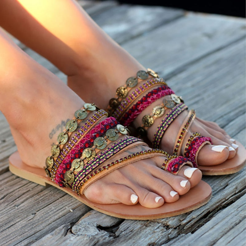 Gypsy Style Sandals