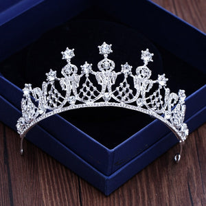 Royal Pattern Tiara