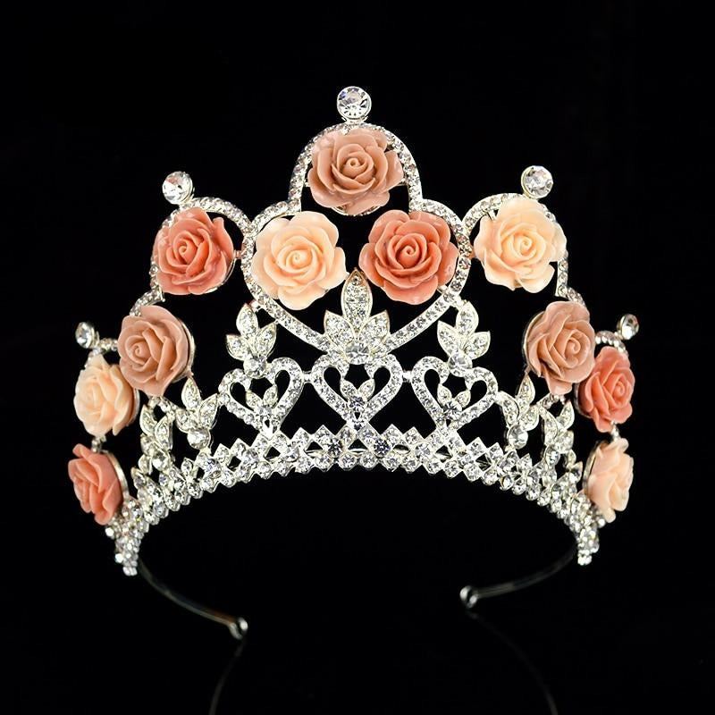 Empress Rose Tiara