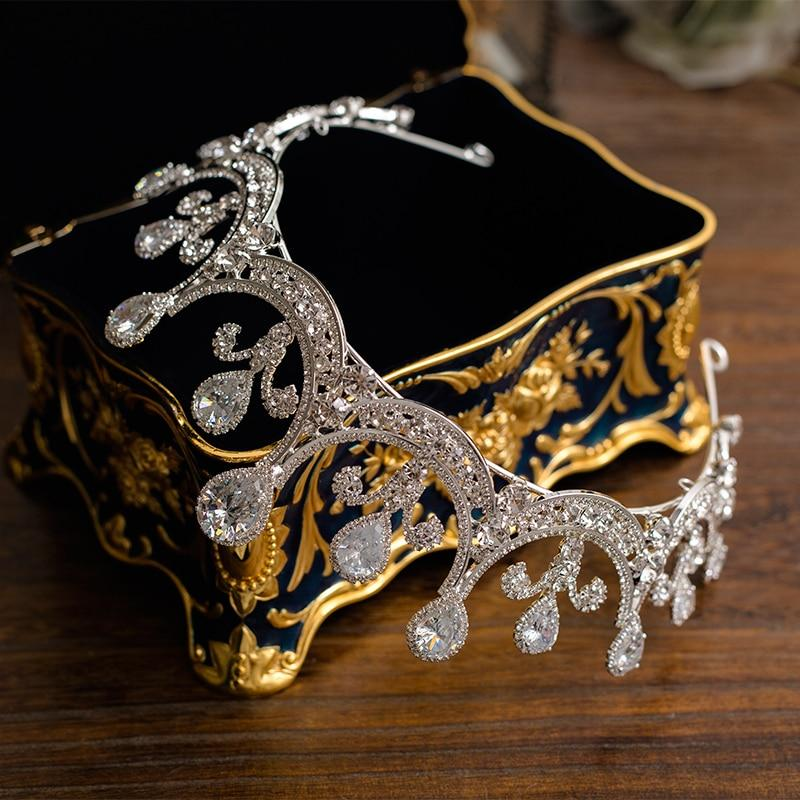 Royal Snowdrop Tiara