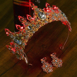 LED Luminous Gem Tiara