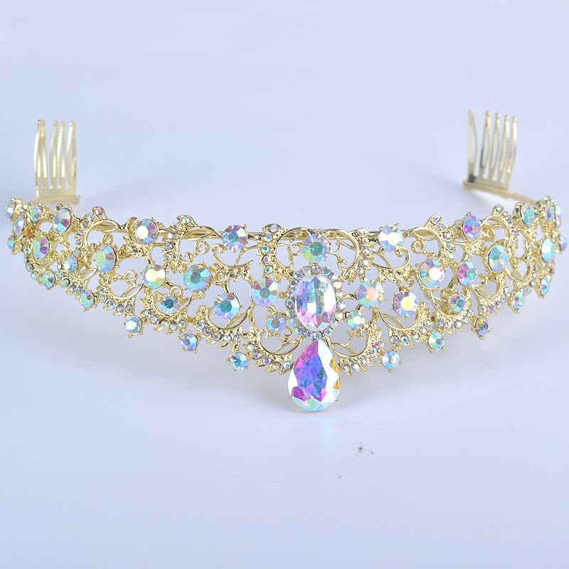 Moonlight Melody Tiara