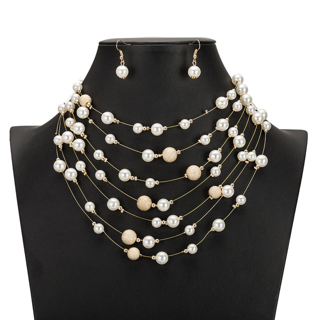 Pearl Statement Set