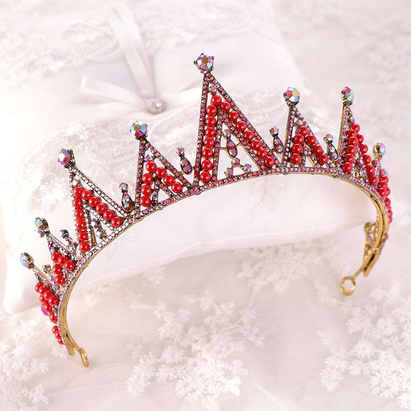 Red Arrows Tiara