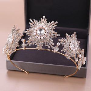 Snow Queen Tiara
