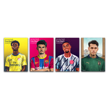 Load image into Gallery viewer, Scouted Football Handbook Bundle: Volumes VI–IX
