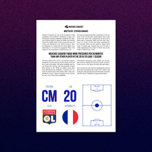 The Scouted Football Handbook: Volume VIII