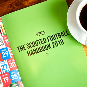 Scouted Football Handbook 2019: Volume IV