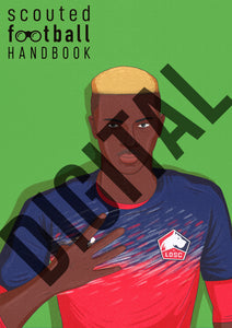 Scouted Football Handbook: 2019 Volume IV (DIGITAL)