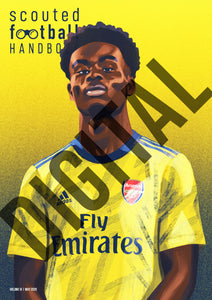 Scouted Football Handbook: Volume VI (DIGITAL)