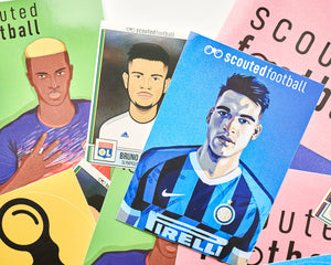Scouted Football Handbook Bundle: Volume IV & V