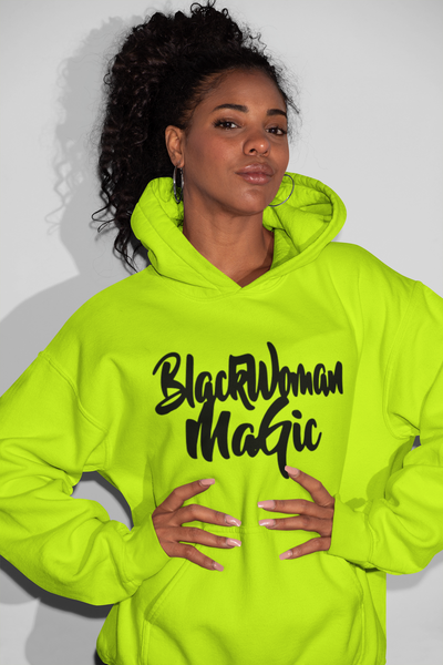 Black Magic hoodies
