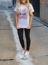 Load image into Gallery viewer, BABE Graphic Tee