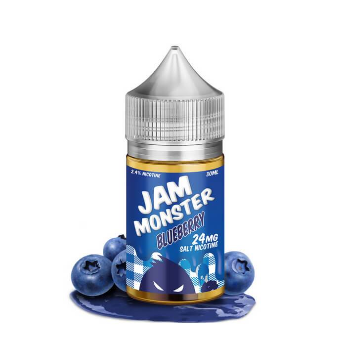 Jam Monster Blueberry 30ml