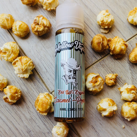 Old Bills Caramel Popcorn