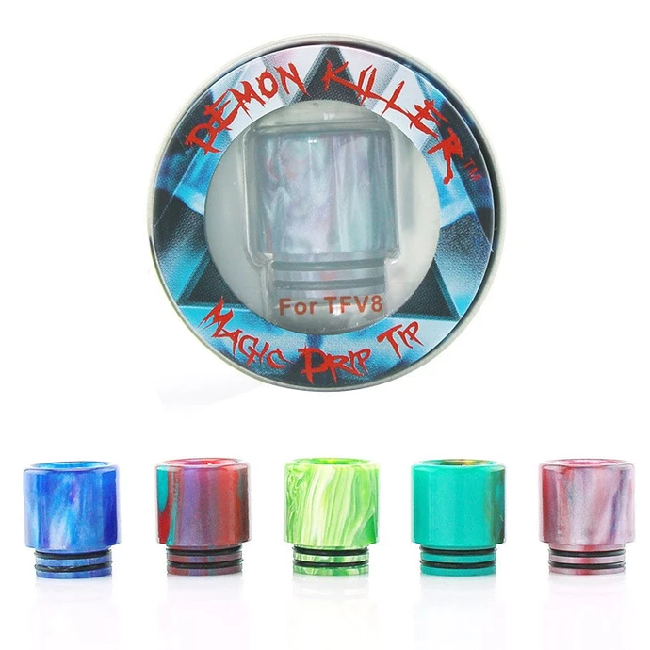 Demon Killer 510 Resin Drip tips