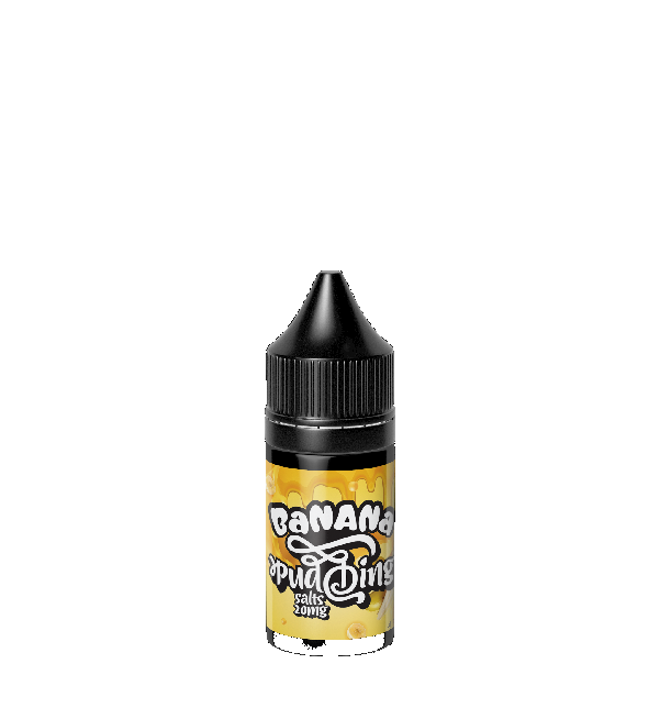 Banana Pudding 30ml