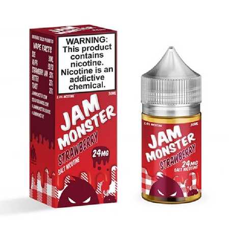 Strawberry Jam Monster 30ml