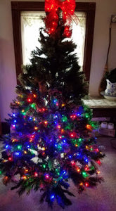Tuesday Tidbits  ~  Less Stress Christmas  ~  The Trees are Up!