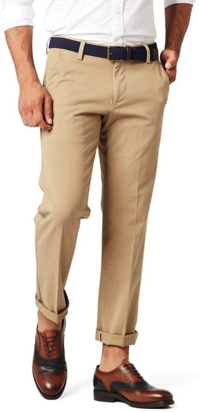 These 9 Stylish Chinos Will Have You Ditching Your Sweats