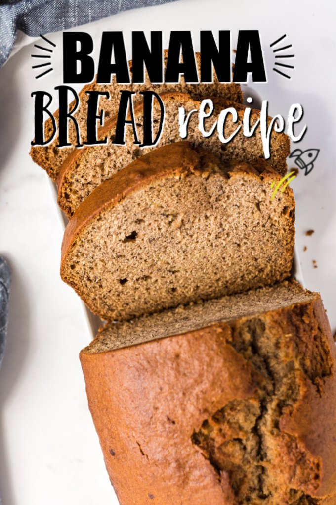 Banana bread is a soft, sweet loaf that has been popular since the 1930s