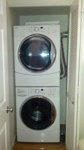 Classic Front Load Washer Dryer Set