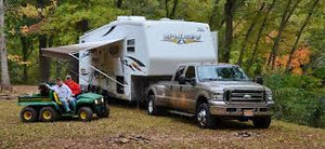 Motorhome Meals and Camping Trips