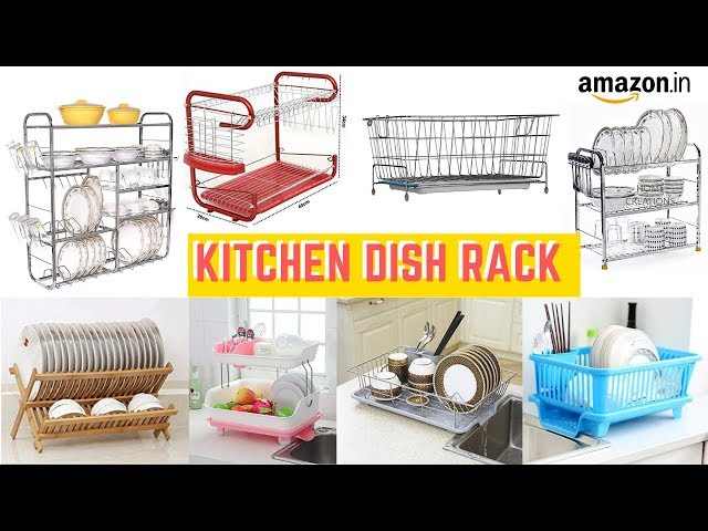 Best Kitchen Dish Drainers in India I Dish Drying Racks 1
