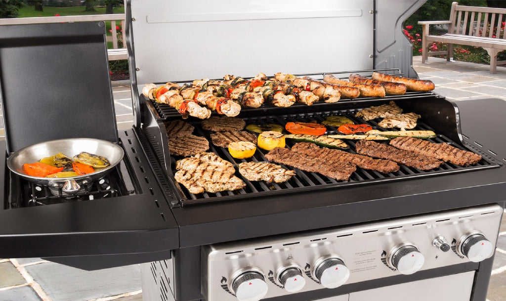 If you want to spend more time outdoors this summer and get the most out of your patio, then you'll definitely want to take some time to find the perfect BBQ for your home