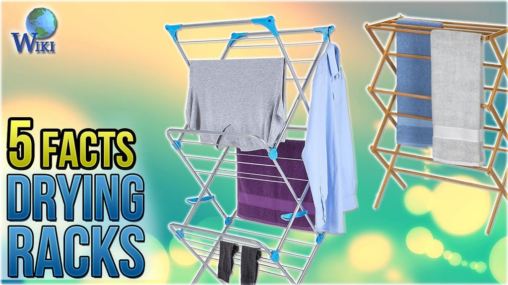 See The 10 Best Drying Racks on Ezvid Wiki ▻▻
