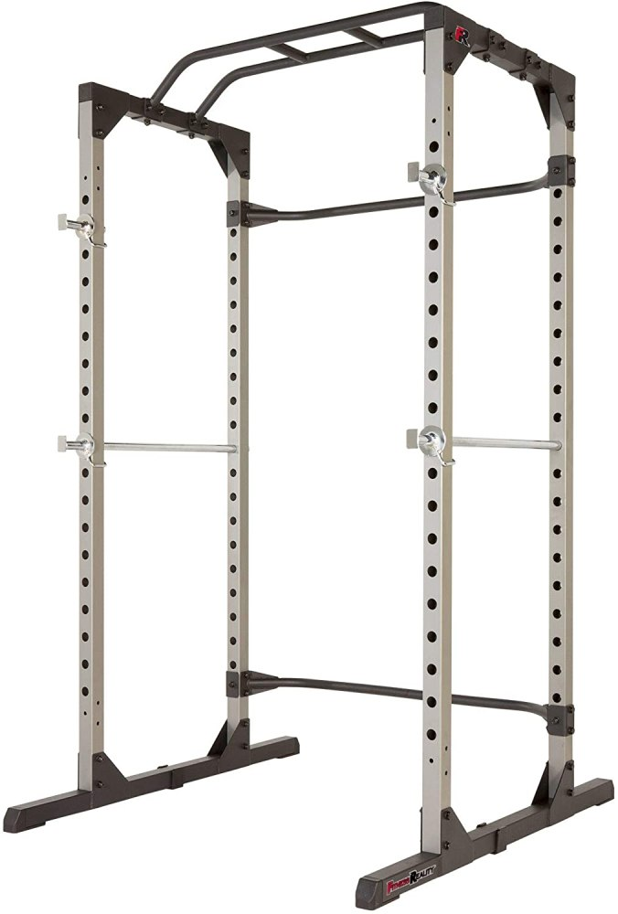 How to Build Your Own Power Rack at Home (Safely)