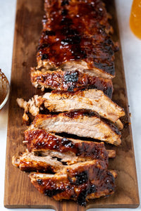 Raise your hand if you crushed half racks of BBQ pork ribs on the reg when you were 12 years old