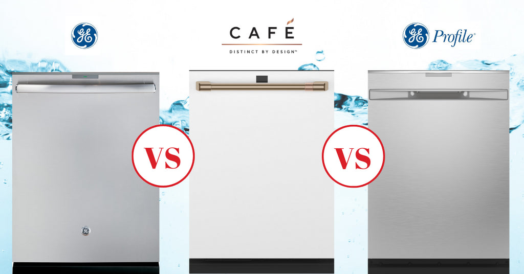 GE vs Profile vs Cafe Dishwasher Comparison [REVIEW]